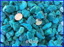 100% Rough Sleeping Beauty Turquoise, 1 lb