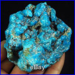 1010.6CT 100% Natural Sleeping Beauty Turquoise Brain Nugget Intact Speci YSTc30