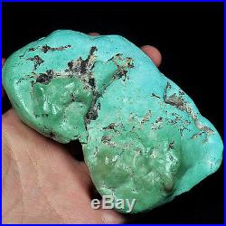 1314.1CT 100% Natural Sleeping Beauty Turquoise Material Rough Specimen YSTa86