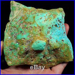 1792.7CT 100% Natural SLEEPING BEAUTY Turquoise Specimen High Hardness UYST70