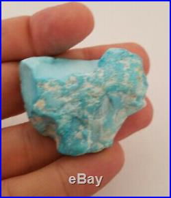 245 CT 100% Natural Sleeping Beauty Turquoise Rough