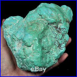 4340CT 100% Natural Sleeping Beauty Turquoise Material Rough Specimen YSTa95