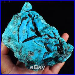 4910CT 100% Natural Sleeping Beauty Turquoise Specimen Collectible UYST59