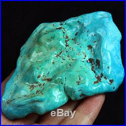 495.2CT 100% Natural Sleeping Beauty Turquoise Material Rough Specimen YSTa5