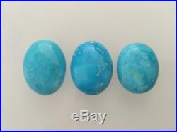 50 CT Natural Large Sleeping Beauty Turquoise Cabochons