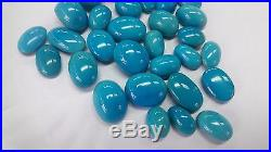500 cts Top Quality Sleeping Beauty Persian Blue Turquoise cabochons