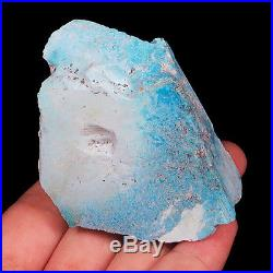 521.5CT 100% Natural Sleeping Beauty Turquoise Specimen Collectible UYST5