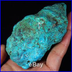 955.4CT 100% Natural Sleeping Beauty Turquoise Brain Nugget Intact Speci YSTc73