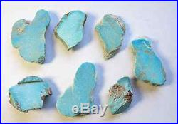 Big Lot 327ct. AZ Sleeping Beauty Turquoise Rough For Cabs Jewelry Slabs
