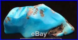 LG SLEEPING BEAUTY Turquoise Nugget Natural Specimen Cabochon Gemstone Lapidary