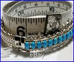 Michael valitutti Gem En Vogue Sterling silver Sleeping beauty Bangle bracelet