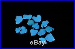 Natural Unbacked Sleeping Beauty Turquoise Cab Cabochon High Grade 100ct Lot