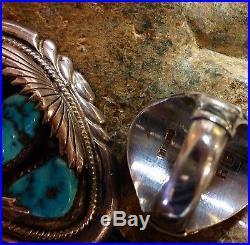 R&B Leekya Zuni Sleeping Beauty Turquoise Sterling Silver Lanyard And Ring