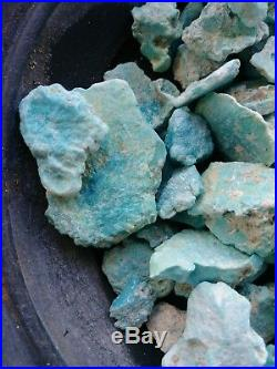 Sleeping Beauty Turquoise Rough 1lb