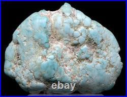 TURQUOISE SLICED LARGE Natural Specimen Gemstone Nugget SLEEPING BEAUTY MINE