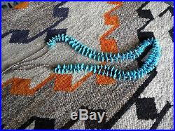 Vintage Navajo 30 Sleeping Beauty Turquoise Necklace