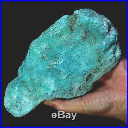 WOW Rarest HUGE 6950CT 100% Natural Sleeping Beauty Turquoise Rough-MUSEUM Grade