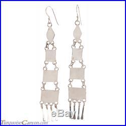 Zuni Native American Sleeping Beauty Mine Turquoise Earrings SKU#225844